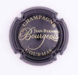 Plaque de Muselet - Champagne Bourgeois Jean Bernard (N°30)