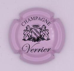 Plaque de Muselet - Champagne Verrier (N°300)