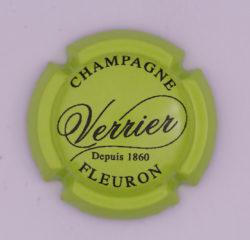Plaque de Muselet - Champagne Verrier (N°305)