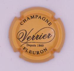 Plaque de Muselet - Champagne Verrier (N°308)