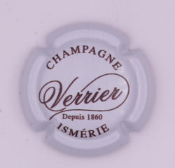 Plaque de Muselet - Champagne Verrier (N°309)