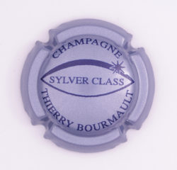 Plaque de Muselet - Champagne Bourmault Thierry (N°31)