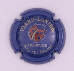 Plaque de Muselet - Champagne Viard – Lanier (N°310)