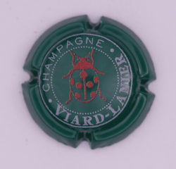 Plaque de Muselet - Champagne Viard – Lanier (N°311)