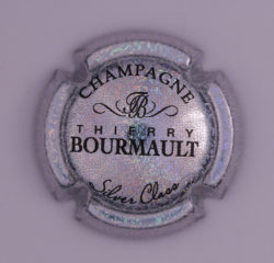 Plaque de Muselet - Champagne Bourmault Thierry (N°32)