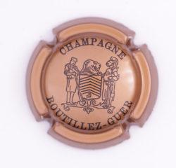 Plaque de Muselet - Champagne Boutillez Guer (N°38)