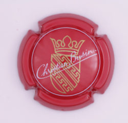 Plaque de Muselet - Champagne Busin Christian (N°51)