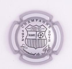 Plaque de Muselet - Champagne Camiat et Fils (N°54)