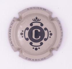 Plaque de Muselet - Champagne Charlot (N°55)