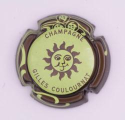 Plaque de Muselet - Champagne Coulournat Gilles (N°64)