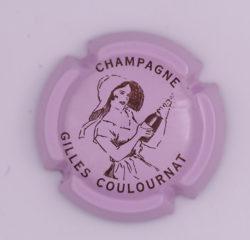 Plaque de Muselet - Champagne Coulournat Gilles (N°65)