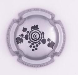 Plaque de Muselet - Champagne Couvent Fils (N°73)