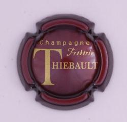 Plaque de Muselet - Champagne Thiebault Frédéric (N°267)